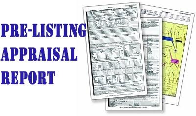 Birmingham Alabama pre listing appraisal report