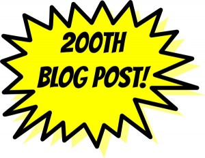 Birmingham Appraisal Blog reaches its 200th post