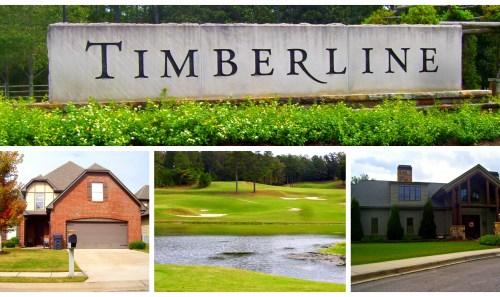 Timberline Calera Alabama
