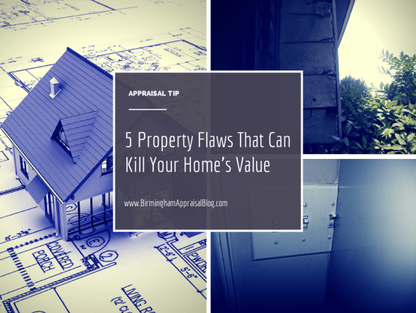 property flaws that kill value