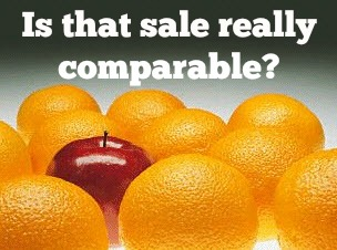 is that sale really comparable