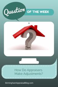 Appraisal Questions
