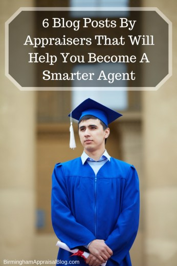 appraiser blogs to help real estate agents be smarter