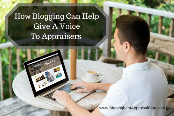 reasons real estate appraisers should have a blog