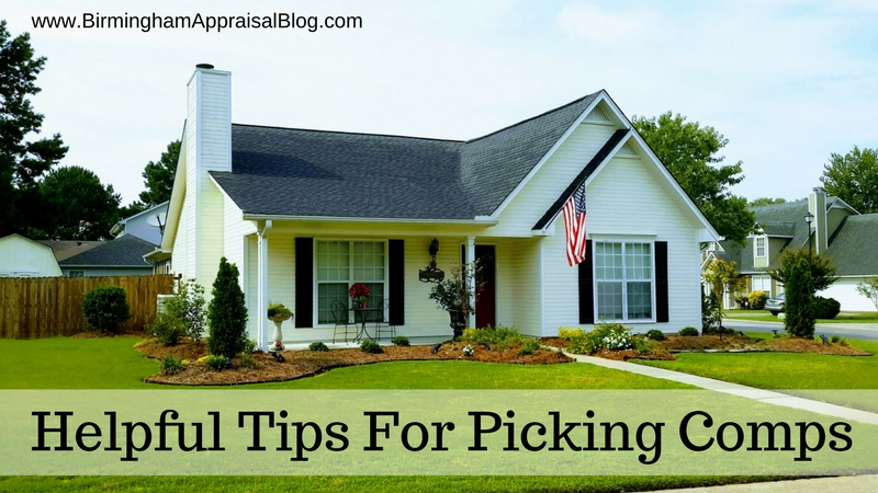 tips for picking comps