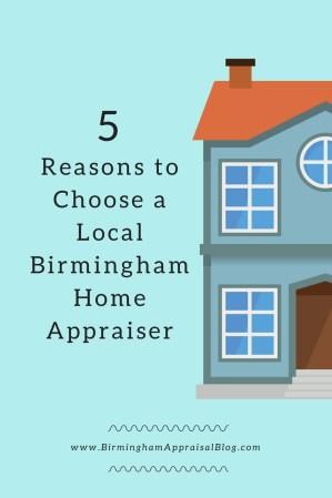 Birmingham Home Appraiser