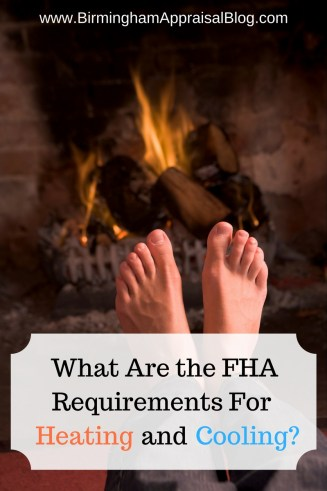 FHA Requirements For Heating and Cooling