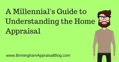 Millennial's Guide to Understanding the Home Appraisal
