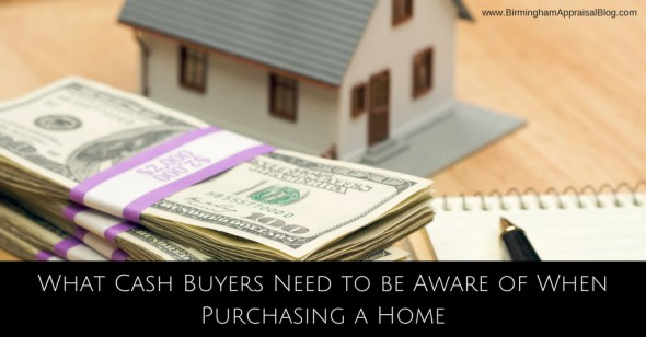 Cash Buyers Purchasing Home