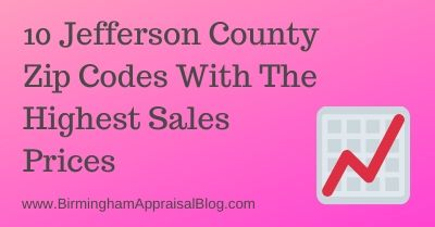 Jefferson County Zip Codes With The Highest Sales Prices