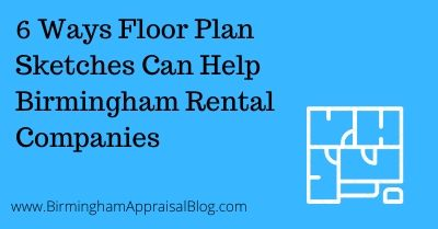 Ways Floor Plan Sketches Can Help Birmingham Rental Companies