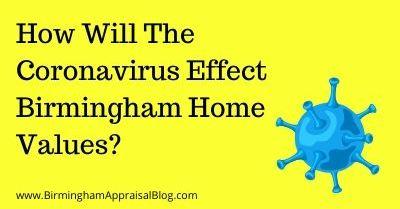 How Will The Coronavirus Effect Birmingham Home Values_