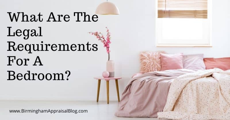 What Are The Legal Requirements For A Bedroom