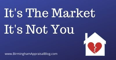 It's The Market It's Not You
