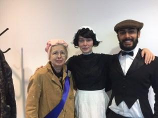 Marian, Rowan & Vik