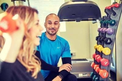 chiropractic-rehabilitation-gym