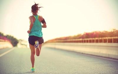 Good Luck Marathon Runners!