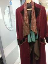 Dr Coppelius's costume