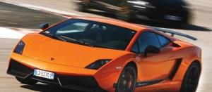 Lamborghini-superleggera sports car rental