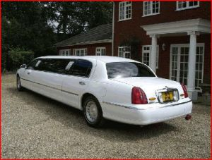 Lincoln Stretch Elite Limos for Hire in birmingham