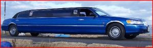Lincoln Stretch Elite Limo for Hire in Birmingham