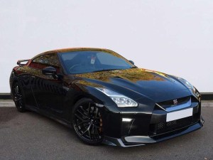 Nissan GTR Sports Car Hire