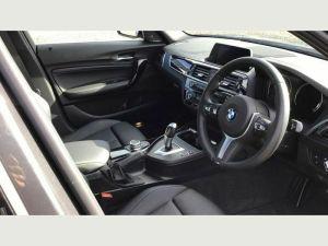 BMW 1 Series sports car hire