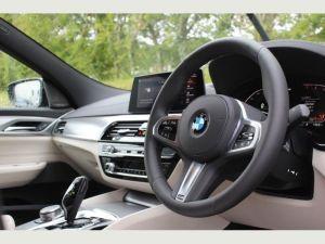 BMW 6 series prestige car hire