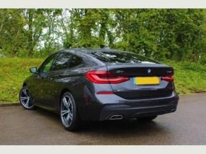 BMW 6 SERIES sports cars