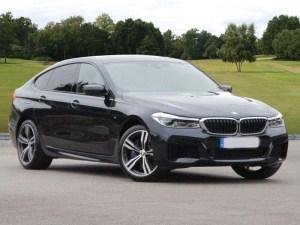BMW 6 SERIES limo hire birmingham