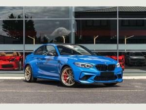 BMW M2 sports cars