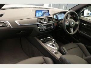 BMW M2 limousine hire birmingham