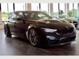 BMW M3 birmingham limo service
