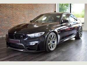 BMW M3 cheap prom car hire birmingham