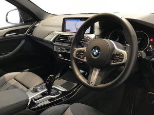 BMW X3 wedding hire cars