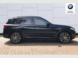 BMW X3 birmingham limo