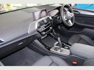 BMW X3 birmingham limos