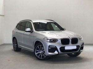 BMW X3 Sports Car Hire Birmingham