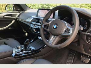 BMW X3 airport transfer birmingham