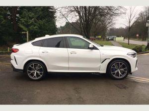 BMW X6 sports cars