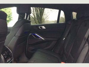 BMW X6 birmingham limo hire