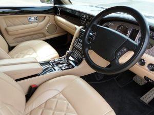 Bentley Arnage T Cheap Car Rental