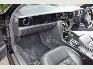 Limousine Hire Birmingham, Bentley Arnage T