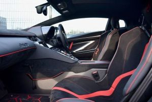 Lamborghini AVENTADOR LP750 prom cars for hire birmingham