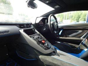 Lamborghini Aventador limos in birmingham