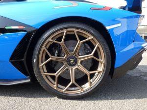 Lamborghini Aventador Svj Coupe supercar hire