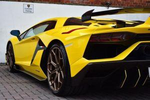 Lamborghini Aventador Svj Coupe lamborghini hire