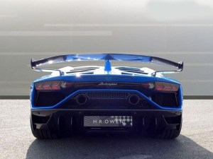 Lamborghini Aventador Svj Coupe limo birmingham