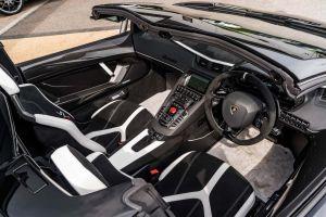 Lamborghini Aventador limo birmingham