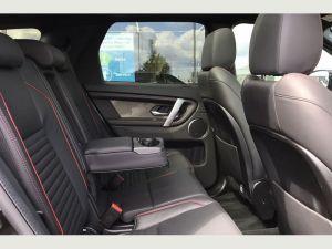 Land Rover Discovery Sport prestige car hire